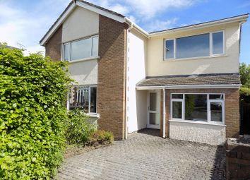 Thumbnail 4 bed detached house for sale in Pascoes Avenue, Bridgend, Bridgend.