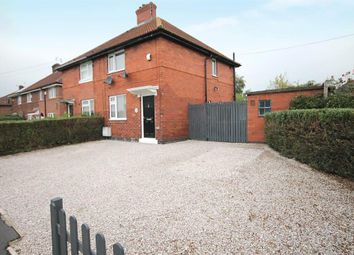 Thumbnail 2 bed semi-detached house for sale in Crombie Avenue, York