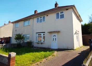 Thumbnail 3 bedroom semi-detached house for sale in Montgomery Road, Walsall, West Midlands