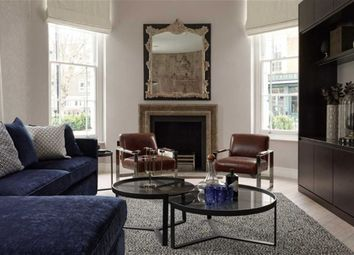 Thumbnail 3 bed flat to rent in Westbourne Terrace Villas, London