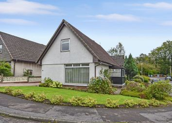 Thumbnail 3 bed detached house for sale in Kelvin Gardens, Kilsyth, Glasgow
