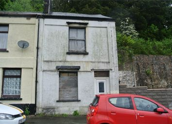 Thumbnail 2 bed end terrace house for sale in Albion Road, Pontypool, Torfaen