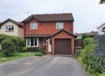 Thumbnail 4 bed detached house for sale in Monarch Close, Abbeymead, Gloucester