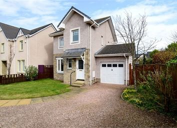 Thumbnail 3 bed detached house for sale in Macnab Avenue, Montrose, Angus