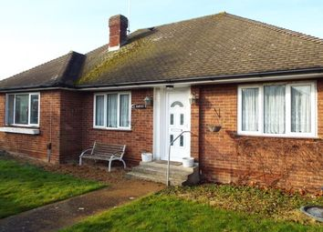 Thumbnail 3 bed bungalow to rent in Harvey Road, Willesborough, Ashford