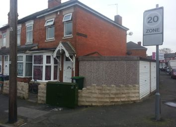 Thumbnail 2 bed end terrace house for sale in Parkes Street, Smethwick