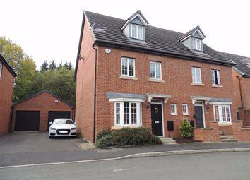Thumbnail Semi-detached house for sale in Waterside View, Droylsden, Droylsden Manchester