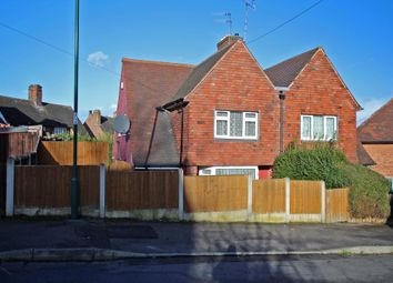 Thumbnail 3 bed semi-detached house to rent in Flintham Drive, Sherwood, Nottingham