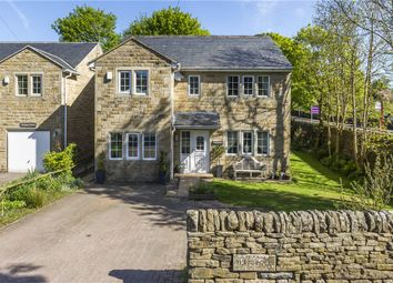 Thumbnail 4 bed detached house for sale in Moorhouse Lane, Oxenhope, Keighley, West Yorkshire