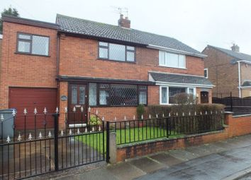 Thumbnail 3 bed semi-detached house for sale in Hartland Avenue, Bradeley, Stoke-On-Trent