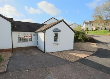 Thumbnail 3 bed semi-detached house for sale in Elliott Close, Exeter