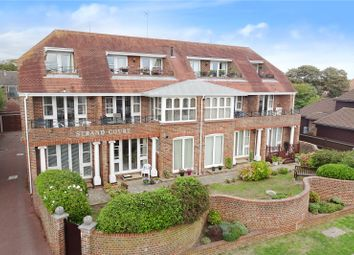 Thumbnail 2 bed flat for sale in South Strand, East Preston, West Sussex