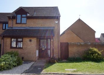 Thumbnail 2 bed semi-detached house for sale in Cogges Hill Road, Witney
