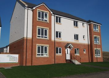 Thumbnail 2 bed flat to rent in Barrangary Road, Bishopton