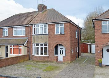 Thumbnail Semi-detached house for sale in Burnholme Avenue, York