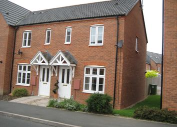 Thumbnail 2 bed terraced house to rent in The Marish, Chase Meadow Square, Warwick