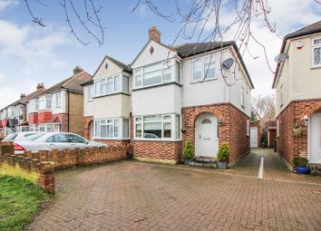 Thumbnail 3 bed semi-detached house for sale in Long Lane, Staines-Upon-Thames