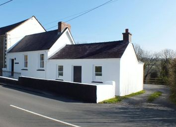 Thumbnail 3 bed semi-detached bungalow for sale in Zion School House, Begelly, Kilgetty, Pembrokeshire
