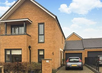 Thumbnail 3 bed semi-detached house for sale in Leedham Road, Locking Parklands, Weston-Super-Mare, North Somerset.