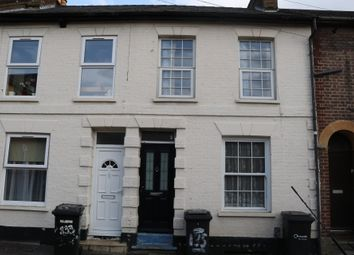 Thumbnail 4 bed terraced house to rent in Wellington Street, Luton