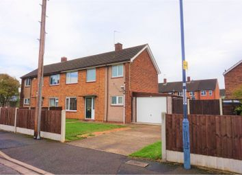 Thumbnail 3 bed semi-detached house for sale in Wadebridge Grove, Derby