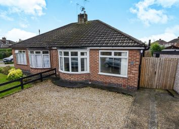 Thumbnail 2 bedroom semi-detached bungalow for sale in Priory Wood Way, Huntington, York