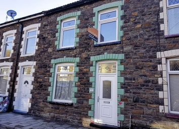 Thumbnail 3 bedroom terraced house to rent in Whitting Street, Ynyshir -, Porth