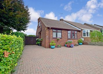 Thumbnail 3 bed bungalow for sale in Fairview Road, Istead Rise, Kent
