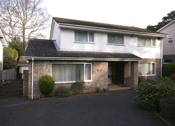 Thumbnail 4 bed detached house for sale in Caesars Way, Broadstone
