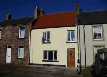 Thumbnail 2 bed terraced house for sale in Crossview, Norham