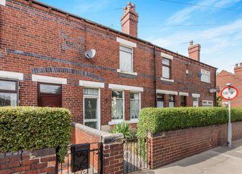 Thumbnail 3 bedroom terraced house for sale in Aketon Road, Cutsyke, Castleford