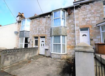 Thumbnail 3 bedroom terraced house for sale in Underwood Road, Plymouth, Devon