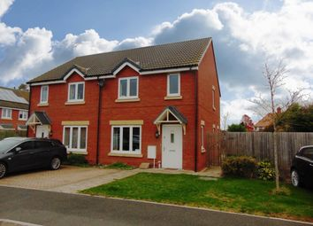 Thumbnail 2 bed semi-detached house for sale in Holly Close, Bretforton