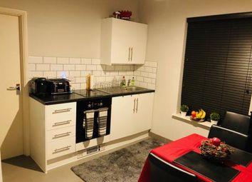 Thumbnail 1 bed flat to rent in Abington Grove, Northampton, Northamptonshire