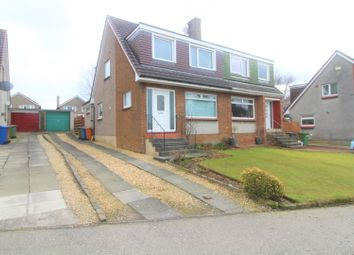 Thumbnail 4 bed semi-detached house for sale in Meadowburn, Glasgow