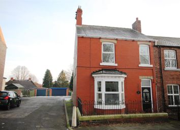 4 bed end terrace house for sale in Lydia Street, Willington, Crook DL15