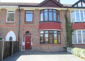 Thumbnail 3 bed terraced house for sale in Redlands Lane, Fareham