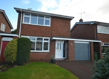 Thumbnail 3 bed detached house for sale in Tragan Drive, Penketh, Warrington