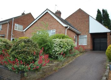 Thumbnail 3 bed detached bungalow for sale in Spring Close, Shepshed, Loughborough