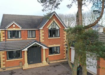 Thumbnail 5 bed detached house for sale in Stafford Lane, Hednesford, Cannock