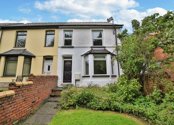 Thumbnail 3 bed semi-detached house for sale in Warwick Road, Brynmawr, Ebbw Vale