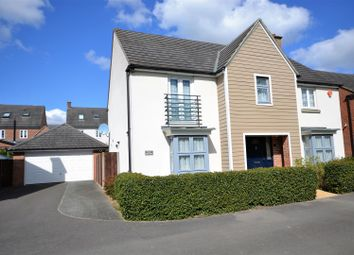Thumbnail 4 bed detached house for sale in Spire Close, Basingstoke
