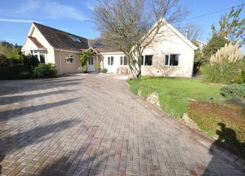 Thumbnail 5 bed detached bungalow for sale in Corsley Heath, Corsley, Warminster