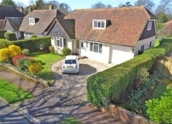 Thumbnail 4 bed detached house for sale in Mill Road Avenue, Angmering, Littlehampton
