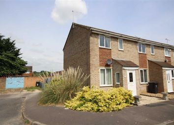 Thumbnail 2 bed end terrace house for sale in Kilsyth Close, Freshbrook, Swindon