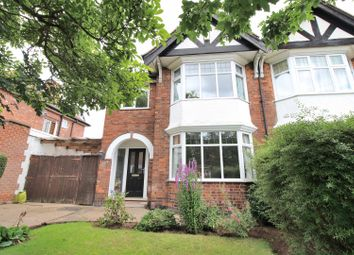 Thumbnail 3 bed semi-detached house for sale in Cumberland Avenue, Beeston, Nottingham