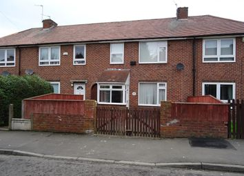 Thumbnail 3 bed terraced house for sale in Arden Crescent, Newcastle Upon Tyne