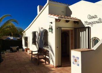 Thumbnail 3 bed detached bungalow for sale in Los Naranjos, La Sella, Alicante, Valencia, Spain