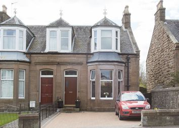 Thumbnail 3 bedroom semi-detached house for sale in Strathmartine Road, Dundee