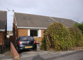 Thumbnail 1 bed semi-detached house for sale in Marsham Close, Newcastle Upon Tyne